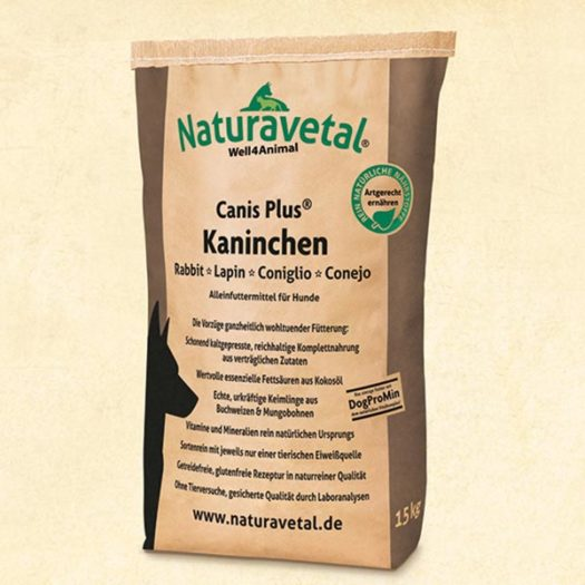 Pinso Naturavetal Canis Plus Conill