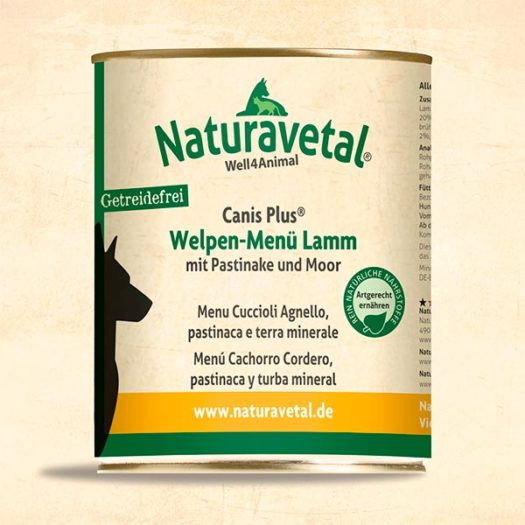 Menú complet Naturavetal Canis Plus Xai Cadells